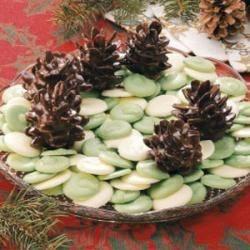 Chocolate Almond Pinecones