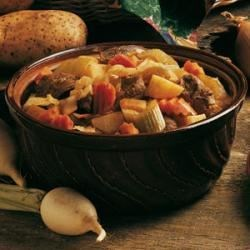 Cabbage Patch Stew - Recipes - Cookscom