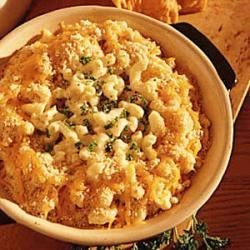 Herbed Macaroni and Cheese - Review by TERESITA79 - Allrecipes.com