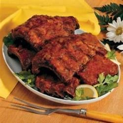 Tangy Spare Ribs