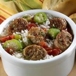 Italian Sausage Jambalaya