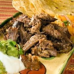 Slow-Roasted Beef for Carnitas