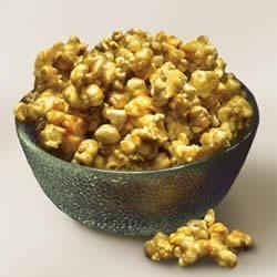 Classic Caramel Corn Recipe - Sweet and crunchy, this caramel corn is easy to make and tastes better than the county fair's.