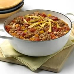 White Bean and Turkey Chili