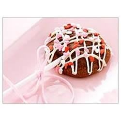 Sweetheart Chocolate Lollipops