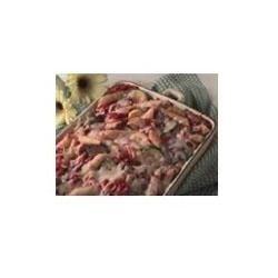 Easy Italian Vegetable Pasta Bake