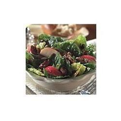 Apple Cranberry Salad Toss