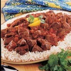 Salsa Beef Skillet