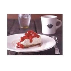 Cooking Light magazine's Cherry Cheesecake