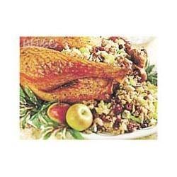 Cherry-Pecan Stuffed Turkey Recipe - Allrecipes.com