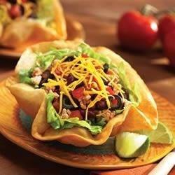 San Antonio Taco Salad