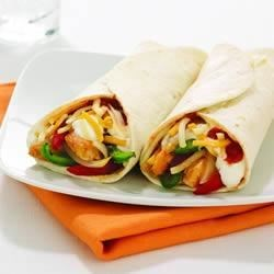 Quick Fix Barbecued Fajitas