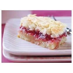 Raspberry-Coconut Bars