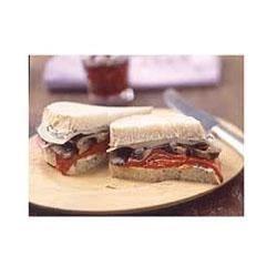 Italian Portobello Sandwiches