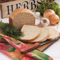 Dilly Onion Bread