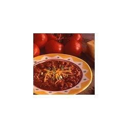 Bob Evans(R) Favorite Chili Recipe Recipe - This quick sausage chili is perfect for busy weeknights. In under 30 minutes, this meal is ready to go and sure to satisfy.