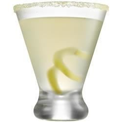 Lemon Drop from Sweet'N Low(R) Recipe - Light and lively, this is a great summer cocktail.