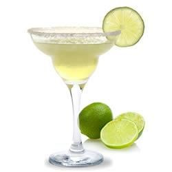 Light Delight Sauza(R)-Rita Recipe - A lighter twist on a classic lime margarita.