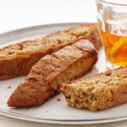 Apple Caramel Biscotti Recipe - Add a new twist on an Italian treat that you can make right at home. With Duncan Hines Apple Caramel Cake Mix, this European delight becomes an instant, flavourful favorite. Now you just need to find something to dip them in . . .