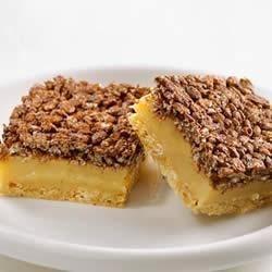 KELLOGG'S* RICE KRISPIES* Toffee Squares