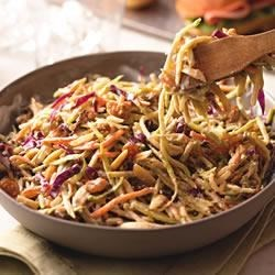Creamy Asian Slaw