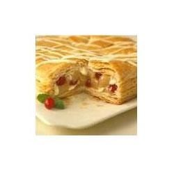 White Chocolate Cranberry Pear Pastry