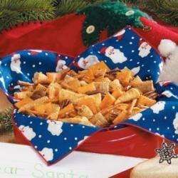 Reindeer Snack Mix