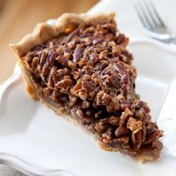 Premium Pecan Pie Recipe - Classic pecan pie with three different syrups and lots of nutty flavor makes a delicious dessert for any special meal.