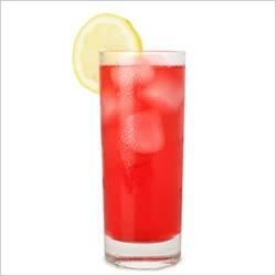 7UP Pom Spritzer Recipe - The flavors of pomegranate and lemon-lime sparkle in this colorful spritzer.
