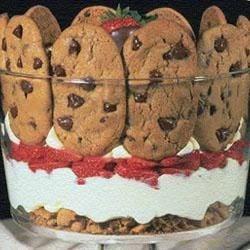 Chocolate Chip Trifle