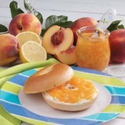 Chunky Peach Spread