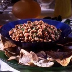 Black-Eyed Pea Caviar
