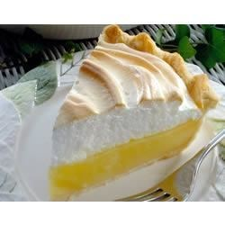 Magic Lemon Pie from EAGLE BRAND®