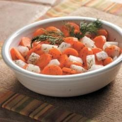 Dilled Fall Vegetables