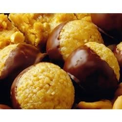 Caramel Peanut Balls