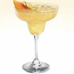 Merry Mango Sauza(R)-Rita Recipe - A little fizz and a some mango rum add a tropical note to this margarita.