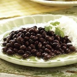 Black Beans and Rice Recipe - Black Beans and Rice is the perfect family side dish. It's fast and affordable, and everyone loves the taste. A black bean and rice dish is more than satisfying, too--it's packed with protein for a healthy meal. Our recipe for rice and beans can't be easier. You make it with GOYA(R) Canned Beans, so you won't mind when your family requests it again and again.