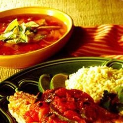 Tortilla, Chile and Lime Soup