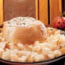 Creamy Sourdough Snack