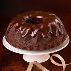Betty Crocker Chocolate Macaroon Bundt Cake