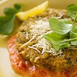 Veal Milanese with Arugula Salad and Vodka Sauce - Review by RickP24 ...