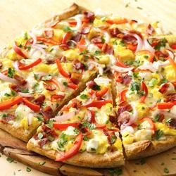 Breakfast Pizza from Pillsbury® Artisan Pizza Crust