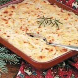Rosemary Au Gratin Potatoes