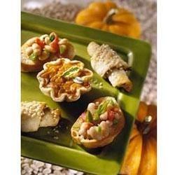 Pumpkin-Sausage Tarts