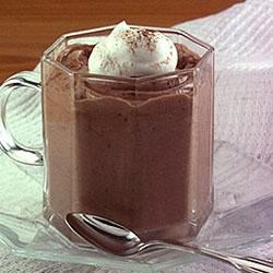 Cocoa Cappuccino Mousse
