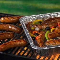 Johnsonville Italian Sausage Hot Tub Recipe - An easy and sure-fire way to ensure all your guests get a piping hot, juicy Johnsonville Italian Sausage.