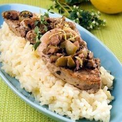 Mediterranean Pork Medallions Recipe - Allrecipes.com