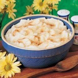 Whipped Potatoes