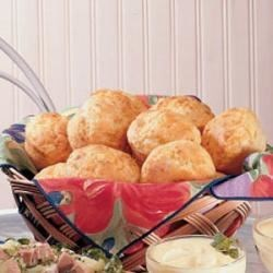Cornmeal Cheese Muffins