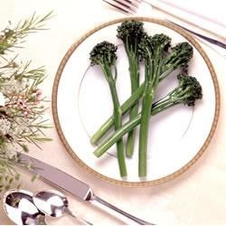 Broccolini with Seasoned Butter
